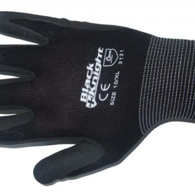 Black Knight Gloves