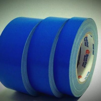 Blue Render Tape