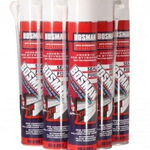 Bosman Glue Foam - with Nozzle 750ml