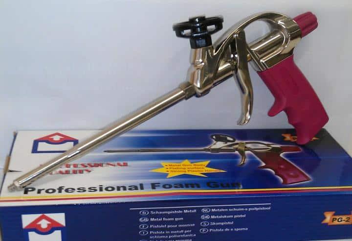 Foam Application Gun