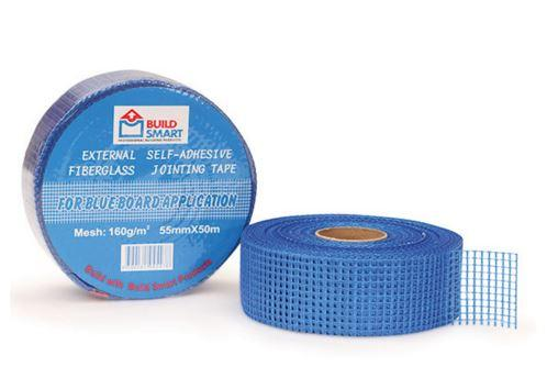 Joint Tape Blue F Mesh 55mm