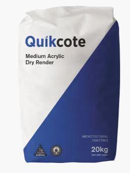 Medium Acrylic Render