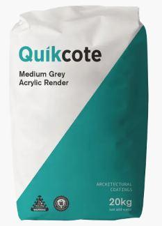 Medium Grey Render