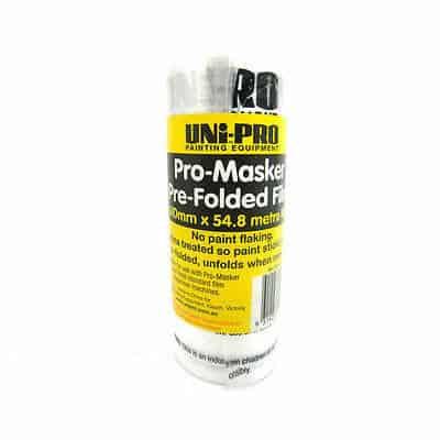 Uni-Pro-Pre Folded-Film-Pro-Masker-1210mm